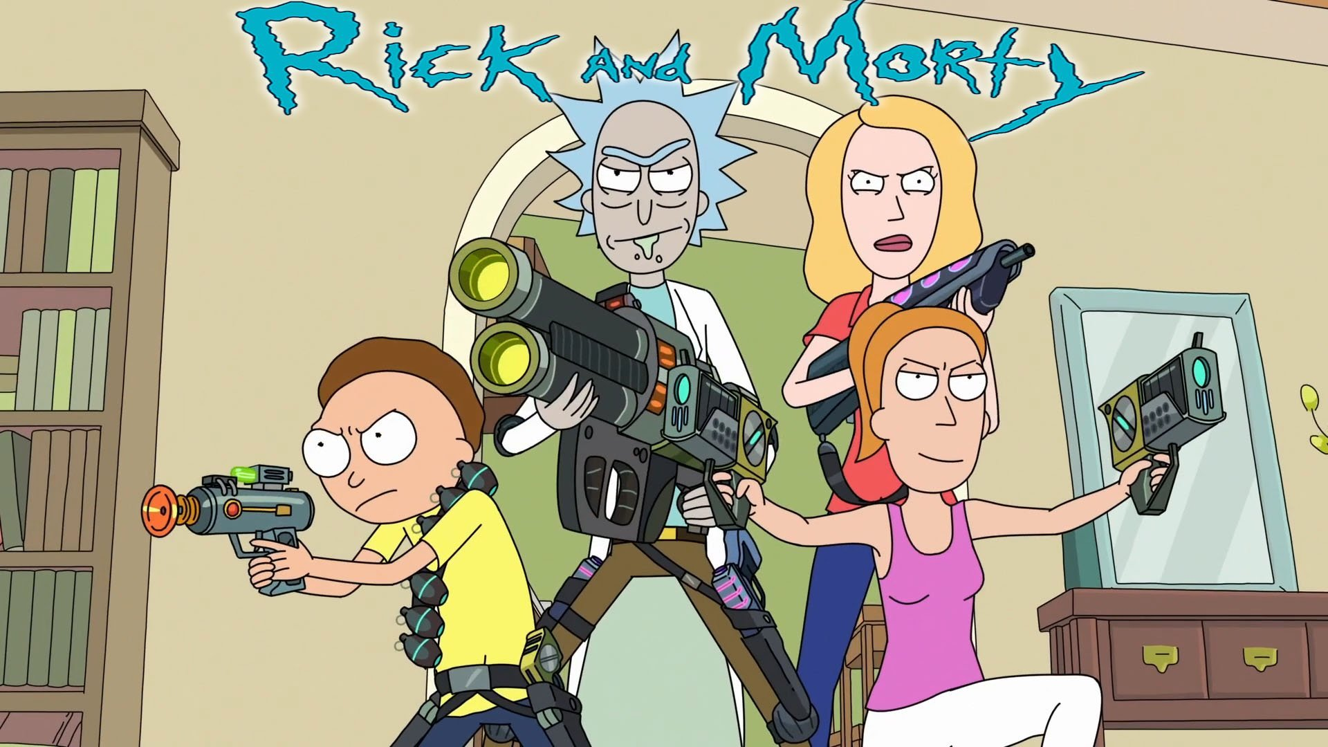 best rick and morty
