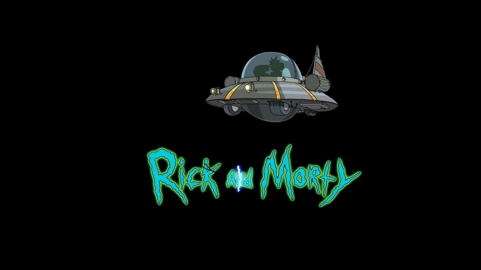rick and morty phone wallpaper