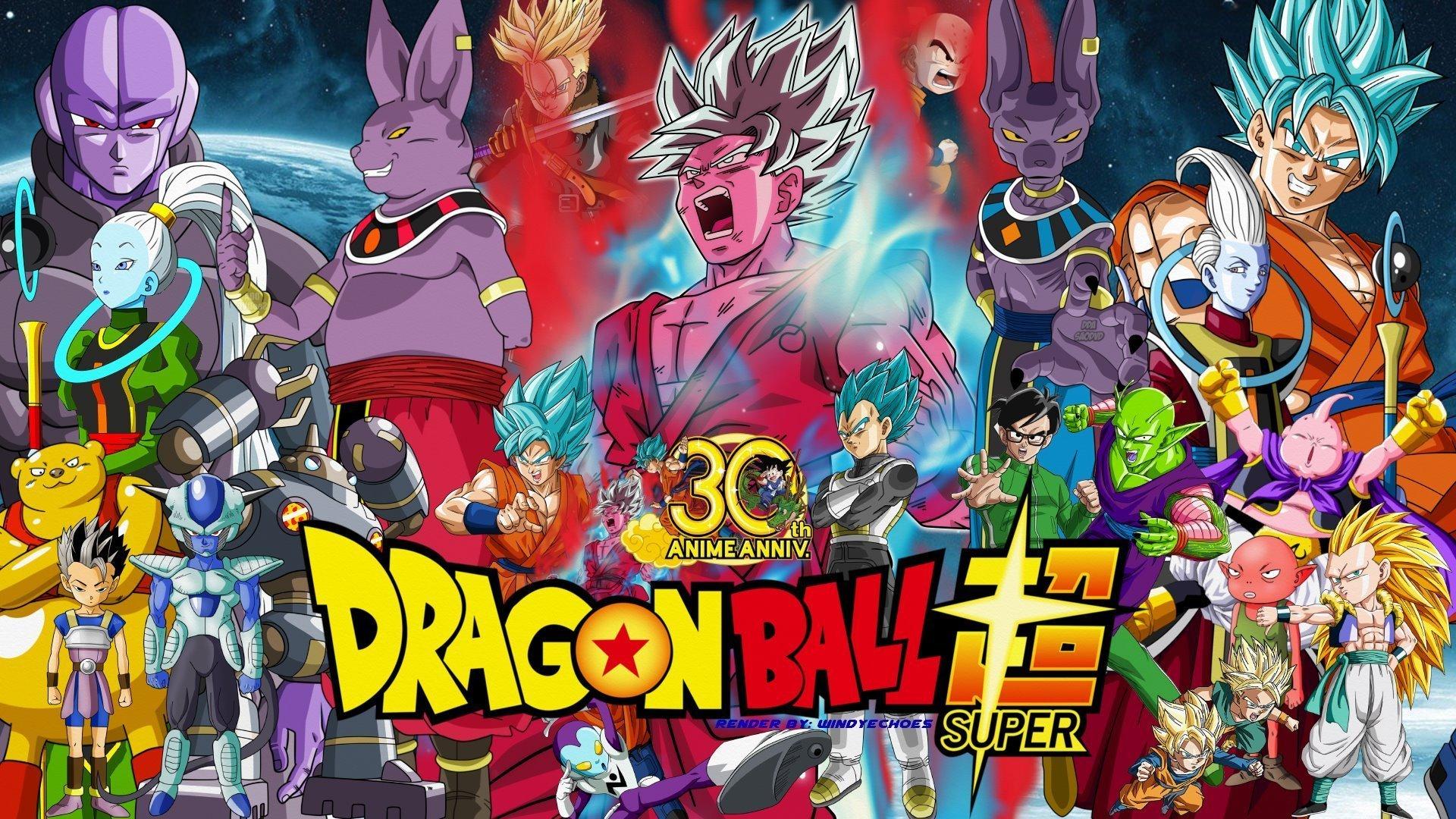 dragon ball super wallpaper 1080p