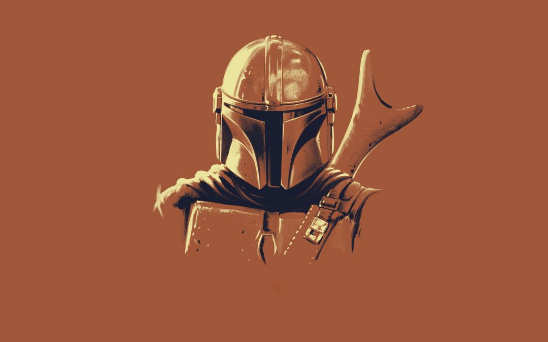 Mandalorian Wallpaper HD for iPhone and Android