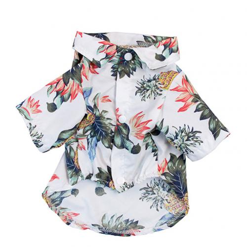 Summer Beach Shirts Dog Cute Hawaii Casual Pet Cat Clothing Floral T Shirt For Small Dogs.jpg 640x640 5 Trafoos Summer Beach Shirts for Dog Cute Hawaii Casual Pet Cat Clothing Floral T Shirt For Small Dogs Summer Beach Shirts for Dog
